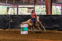 ABRA 8-22-2020 $100 Novice Horse Barrels