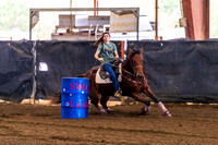 NBHA LA03 11-8-2020 Finals Open 5D Barrels